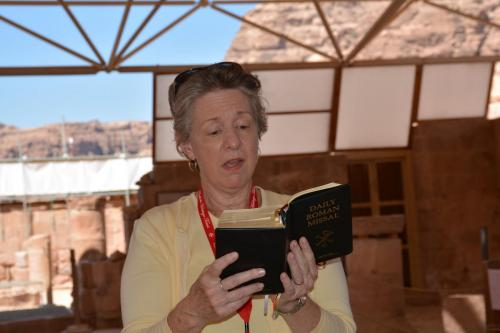 Sept 10 Church at Petra Liturgy of the Word (19)