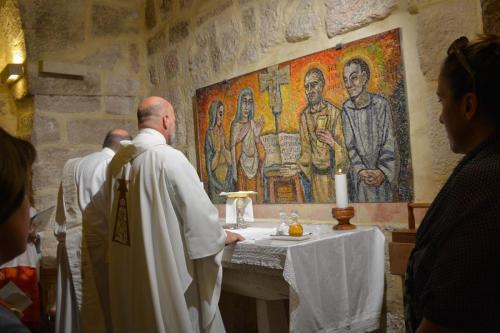 Sept 12 Mass at St Jerome chapel (17)