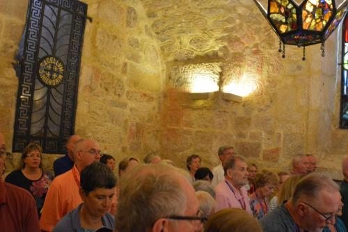 Sept 12 Mass at St Jerome chapel (19)