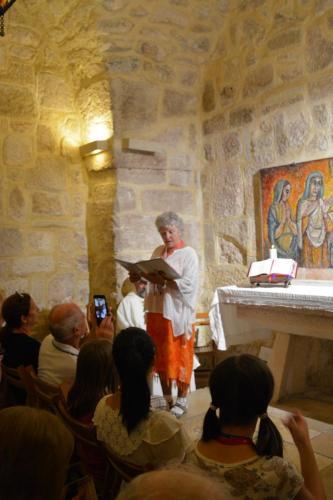 Sept 12 Mass at St Jerome chapel (21)