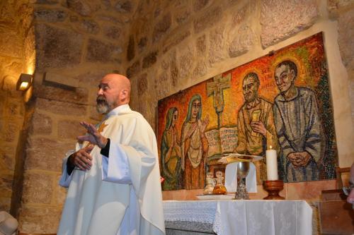 Sept 12 Mass at St Jerome chapel (33)