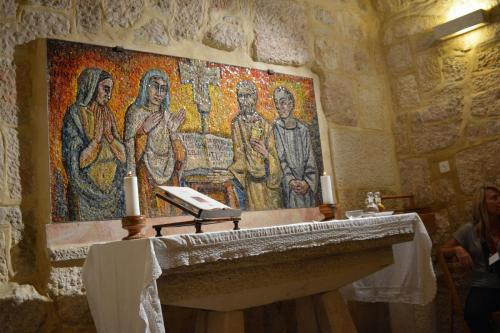 Sept 12 Mass at St Jerome chapel (10)