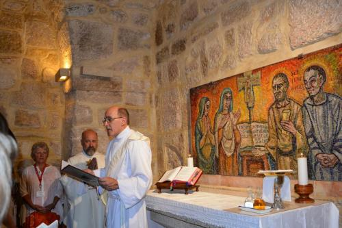 Sept 12 Mass at St Jerome chapel (28)