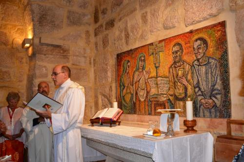 Sept 12 Mass at St Jerome chapel (30)
