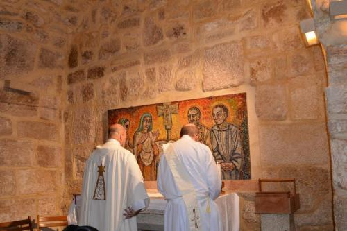 Sept 12 Mass at St Jerome chapel (35)