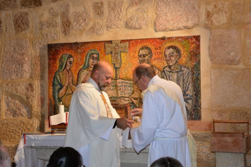 Sept 12 Mass at St Jerome chapel (36)