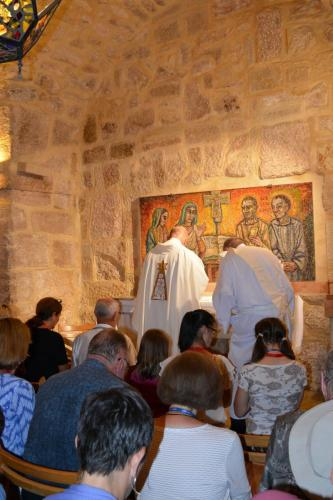 Sept 12 Mass at St Jerome chapel (39)