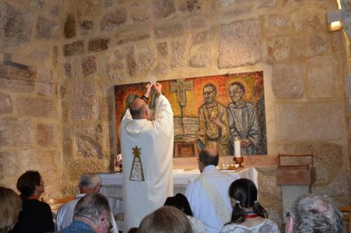 Sept 12 Mass at St Jerome chapel (40)