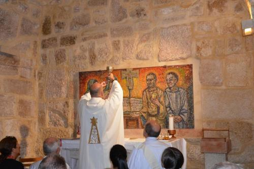 Sept 12 Mass at St Jerome chapel (41)