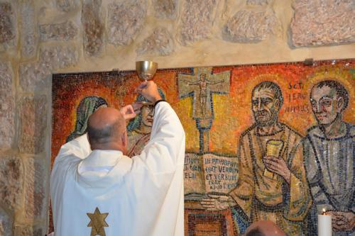 Sept 12 Mass at St Jerome chapel (42)