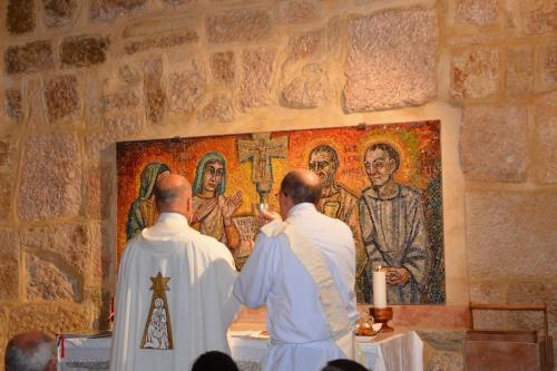 Sept 12 Mass at St Jerome chapel (43)