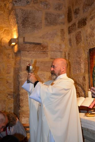 Sept 12 Mass at St Jerome chapel (47)