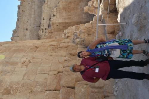 Sept 12 Herodian Palace ruins (118)