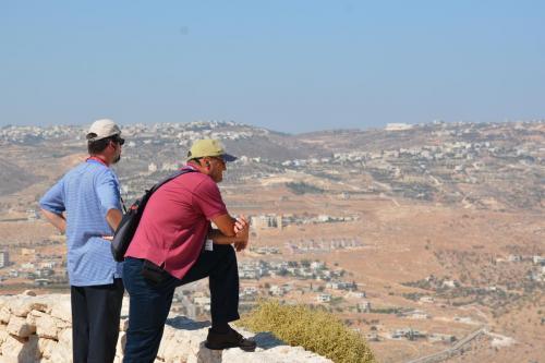 Sept 12 Herodian Palace ruins (37)