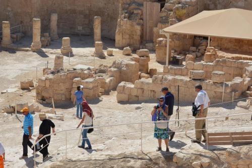 Sept 12 Herodian Palace ruins (76)