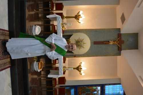 SEP 8 Saturday Amman Mass at Sacred Heart Parish and Marian Shrine (3)