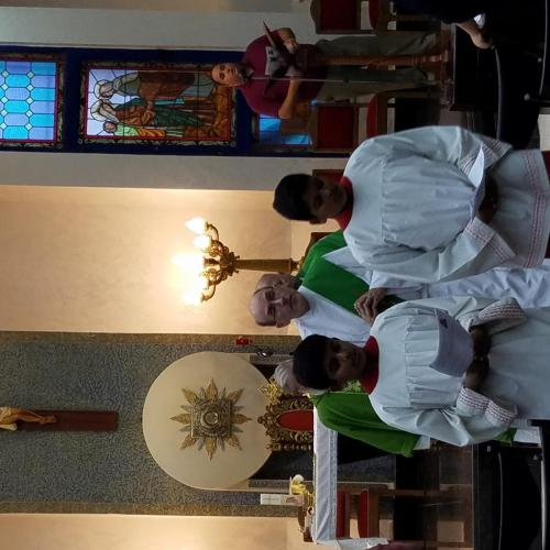Sep 8 Mass at St. Marys in Amman (11)