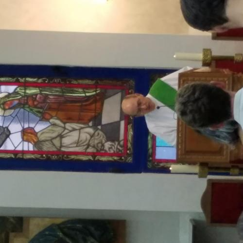 Sep 8 Mass at St. Marys in Amman (2)