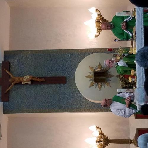 Sep 8 Mass at St. Marys in Amman (8)