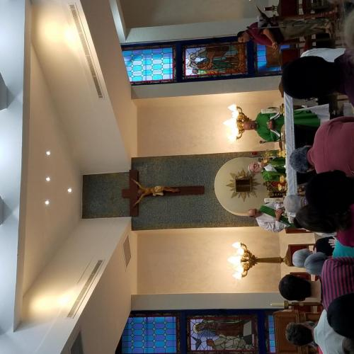 Sep 8 Mass at St. Marys in Amman (9)