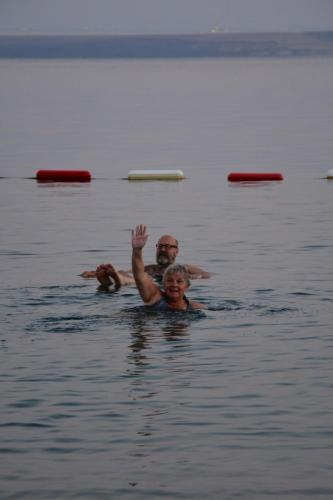 SEP 11 Floating in the Dead Sea at the Hilton (24)