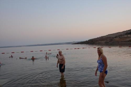 SEP 11 Floating in the Dead Sea at the Hilton (33)