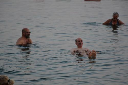 SEP 11 Floating in the Dead Sea at the Hilton (44)