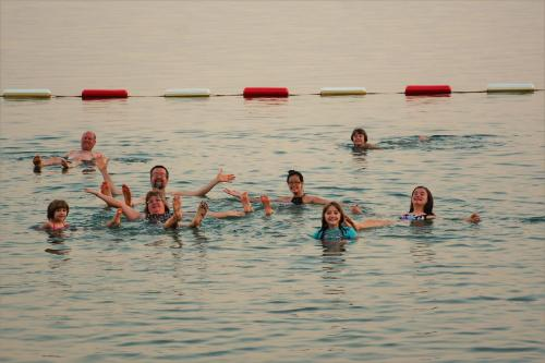 SEP 11 Floating in the Dead Sea at the Hilton (50)