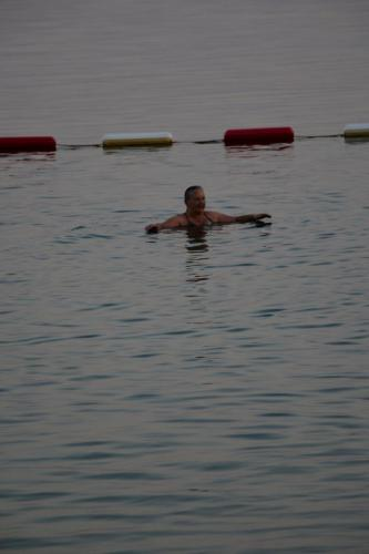 SEP 11 Floating in the Dead Sea at the Hilton (87)