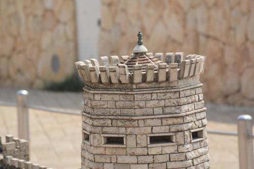 SEpt 13 Scale Model of Jerusalem at Jesus Time (10)