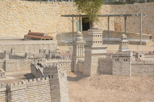 SEpt 13 Scale Model of Jerusalem at Jesus Time (16)