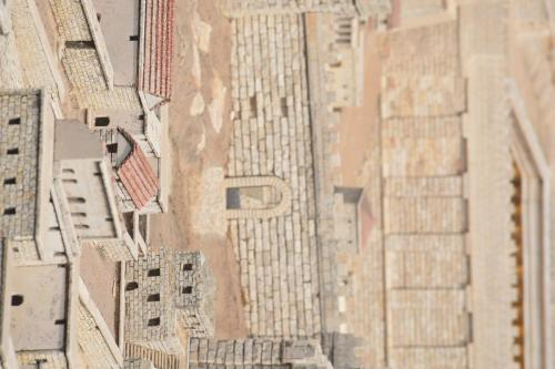 SEpt 13 Scale Model of Jerusalem at Jesus Time (18)