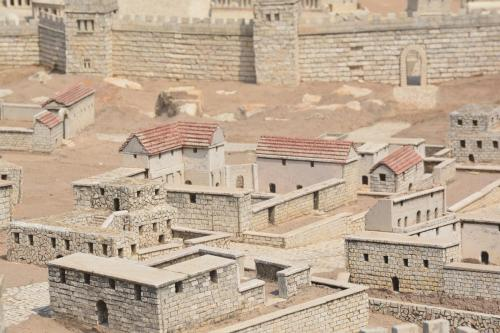SEpt 13 Scale Model of Jerusalem at Jesus Time (21)