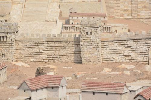 SEpt 13 Scale Model of Jerusalem at Jesus Time (23)