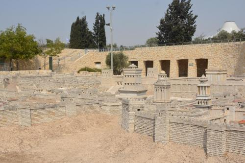 SEpt 13 Scale Model of Jerusalem at Jesus Time (28)