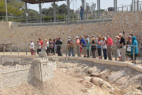 SEpt 13 Scale Model of Jerusalem at Jesus Time (29)