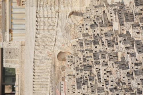 SEpt 13 Scale Model of Jerusalem at Jesus Time (33)