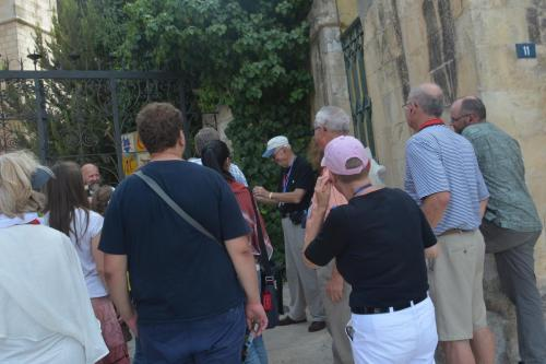 Sep 13 Ein Karem the Visitation (10)