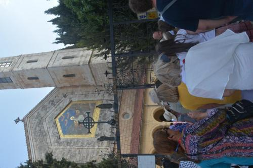 Sep 13 Ein Karem the Visitation (8)