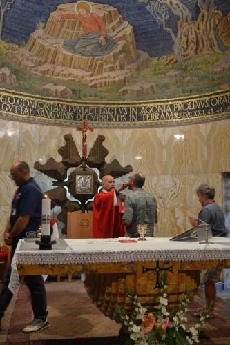 Sept 14 Friday Church of Gethsemene Church of All Nations (108)