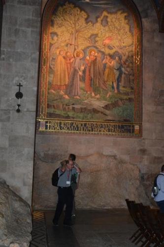 Sept 14 Friday Church of Gethsemene Church of All Nations (137)
