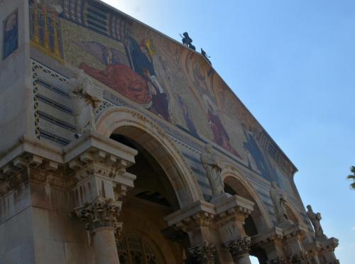 Sept 14 Friday Church of Gethsemene Church of All Nations (27)