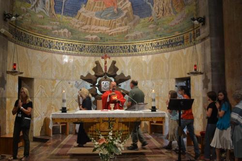 Sept 14 Friday Church of Gethsemene Church of All Nations (98)