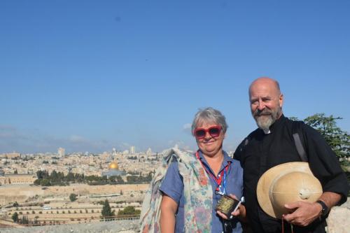 Sept 14 Friday Dominus Flevit Mount Of Olives Jesus Wept (32)