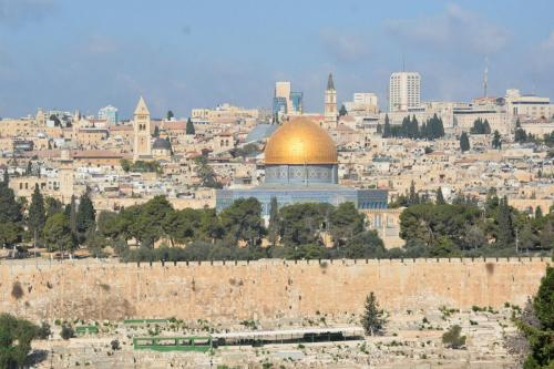 Sept 14 Friday Dominus Flevit Mount Of Olives Jesus Wept (45)