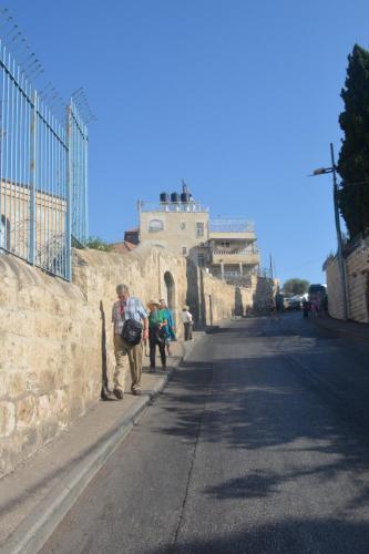 Sept 14 Friday Dominus Flevit Mount Of Olives Jesus Wept (5)