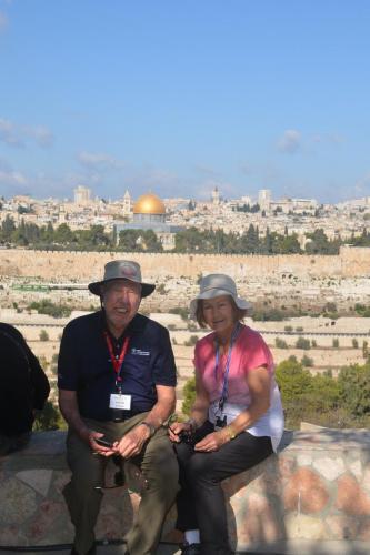 Sept 14 Friday Dominus Flevit Mount Of Olives Jesus Wept (51)