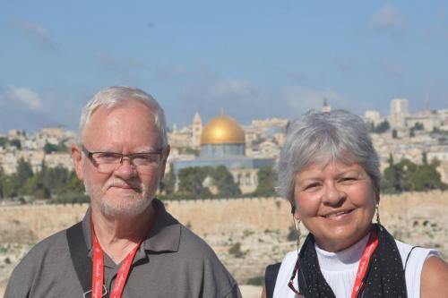 Sept 14 Friday Dominus Flevit Mount Of Olives Jesus Wept (56)
