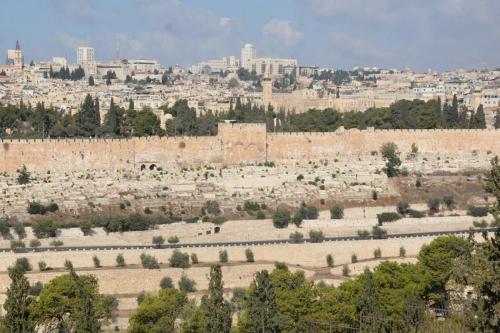 Sept 14 Friday Dominus Flevit Mount Of Olives Jesus Wept (66)