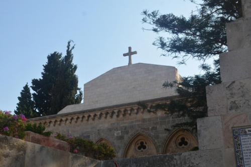 Sep 14 Friday Pater Nostre Our Father Church (11)